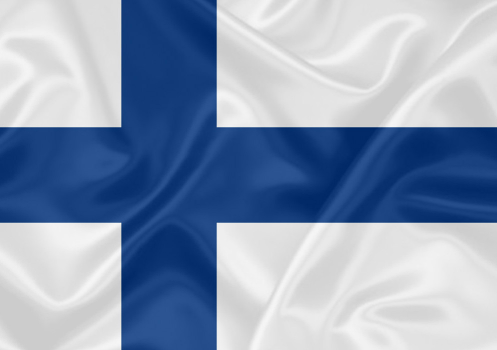 bandeira da finl226ndia